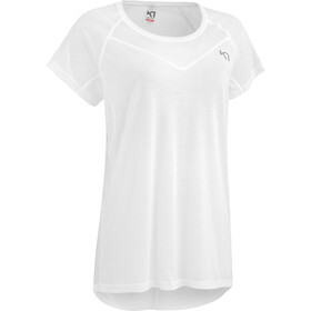 Kari Traa Maria Shortsleeve Shirt Women white